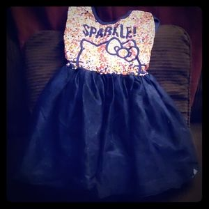 Kids hello Kitty dress